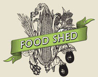 Food Shed Corporate Identity