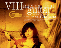 VIII International Guitar Course&Competition
