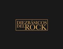 DIEZ BÁSICOS DEL ROCK, proyecto libre
