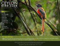CeylonBirdClub.com