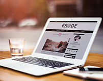 WEB DESIGN - ERODE MAGAZINE