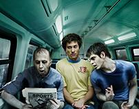 REXONA - Zombies