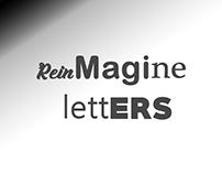 Reinmagine letters