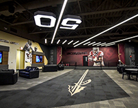 Florida State Player's Lounge