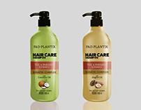 Shampoo Mockup Design, Brand Design, Cosmetic design