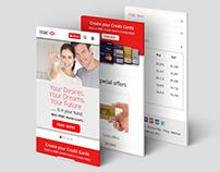 HSBC Redesign Landing Page