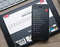 Flint Studio Website