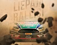 Ford Castrol Rally