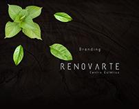 Branding Renovarte Centro Estético