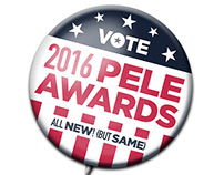 2016 Pele Awards Show