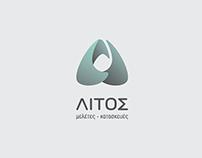 """""""ΛΙΤΟΣ"""" (constructions company) [Brand Identity]"""
