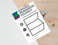 KONGRES PRAWNIKÓW POLSKICH / Visual Identification