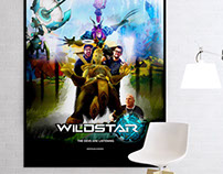 Wildstar - Devs artwork