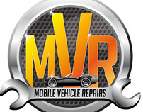 Mobile Vehicle Repairs _ Logotype and Flyer