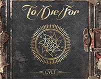 To/Die/For - CD Artwork & Tee