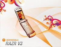 AD Motorola RAZR V3