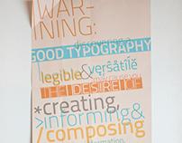 Titillium typeface_ poster&catalogue