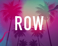 Taio Cruz - Row The Body | Lyric Video