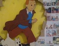 Draw Tintin