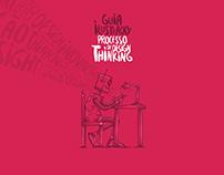 Guia Ilustrado: Processo de Design Thinking