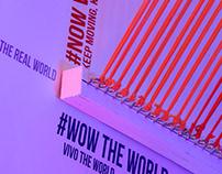 HQ Installation: Vivobook #WowTheWorld