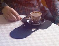 SHADOW | table mat