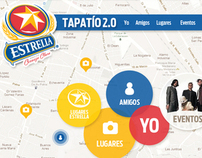 Estrella Tapatío 2.0 Web & Mobile Design