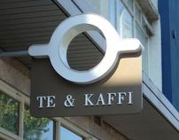 Te & Kaffi, Brand