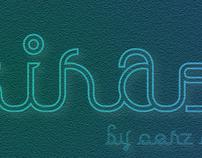 Halusinasi Font