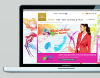 New UI & UX for Fashion Retailer