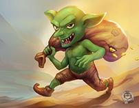 Goblin Digital Art