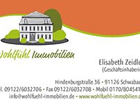 Corporate Design: Immobilien-Makler