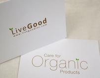 Live Good Marketing Materials