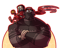 mumu juju promotion art