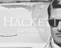 Hackett & Aston Martin