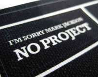 No Project