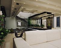 Palm Hills -Private villa-Dsc international