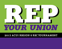 ACUI Region 8 Rec Tournament Save the Dates