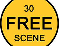 YOU MUST VISIT 30 FREE SCENE PAGES.