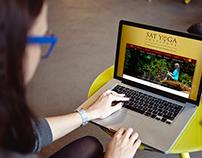 Sat Yoga Website Design