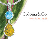 Advertising | Cydonia Jewelry