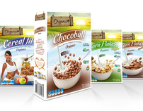 Embalagem Cereal