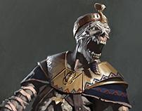 Mortal Kombat X - Pharaoh Ermac
