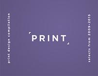 Print Design Compilation