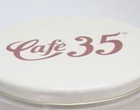 Embalagem Lata Café 35