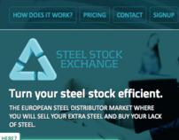 Steel Stock Exchange