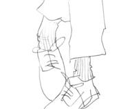 Dibujos de línea / Line drawings