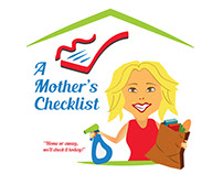 A Mother's Checklist Logo