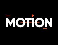 Motion portfolio