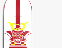 Autobiographical Skate Decks